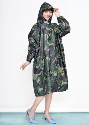 Áo mưa liền thân | Ưu nhược điểm của áo mưa liền thân